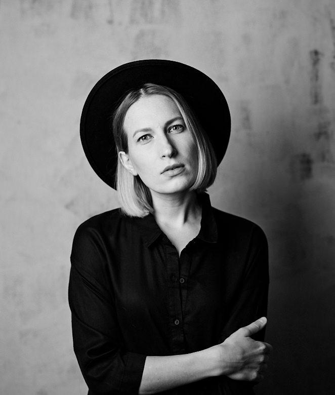 Portrait Elena Kaufmann